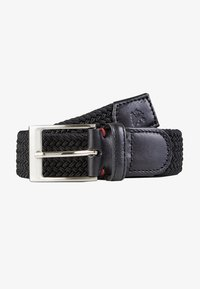 LERROS - HARVEY - Braided belt - black - 4