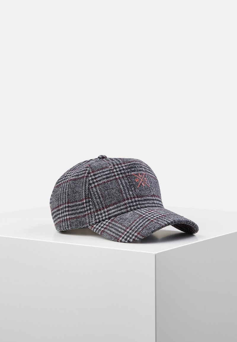 LERROS - Cap - havanna red