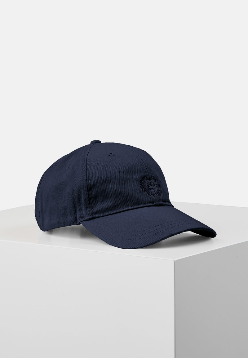 LERROS - MIT LOGO - Cap - navy