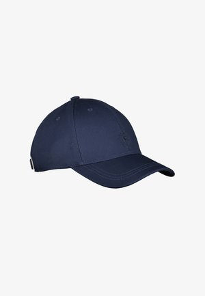 MIT LOGSTICKEREI - Cap - storm blue