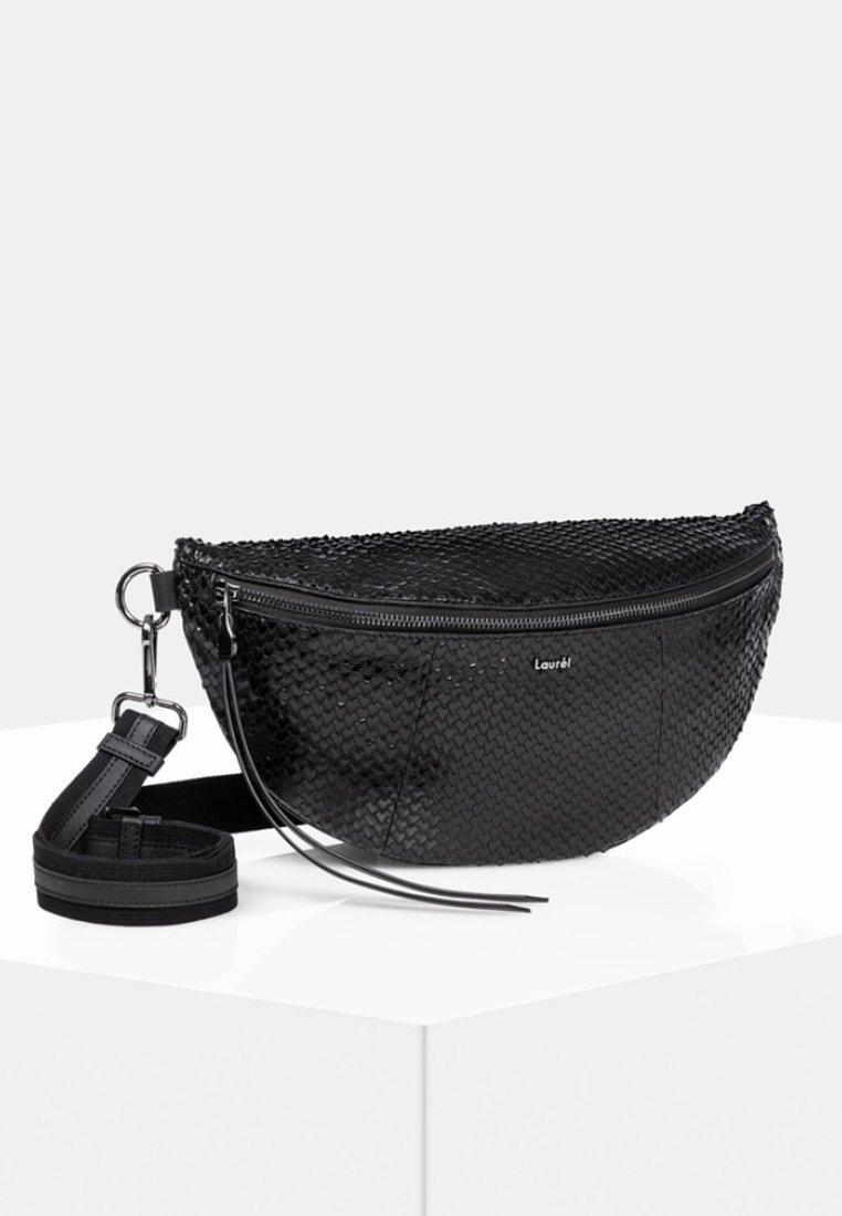 Laurel - Across body bag - black