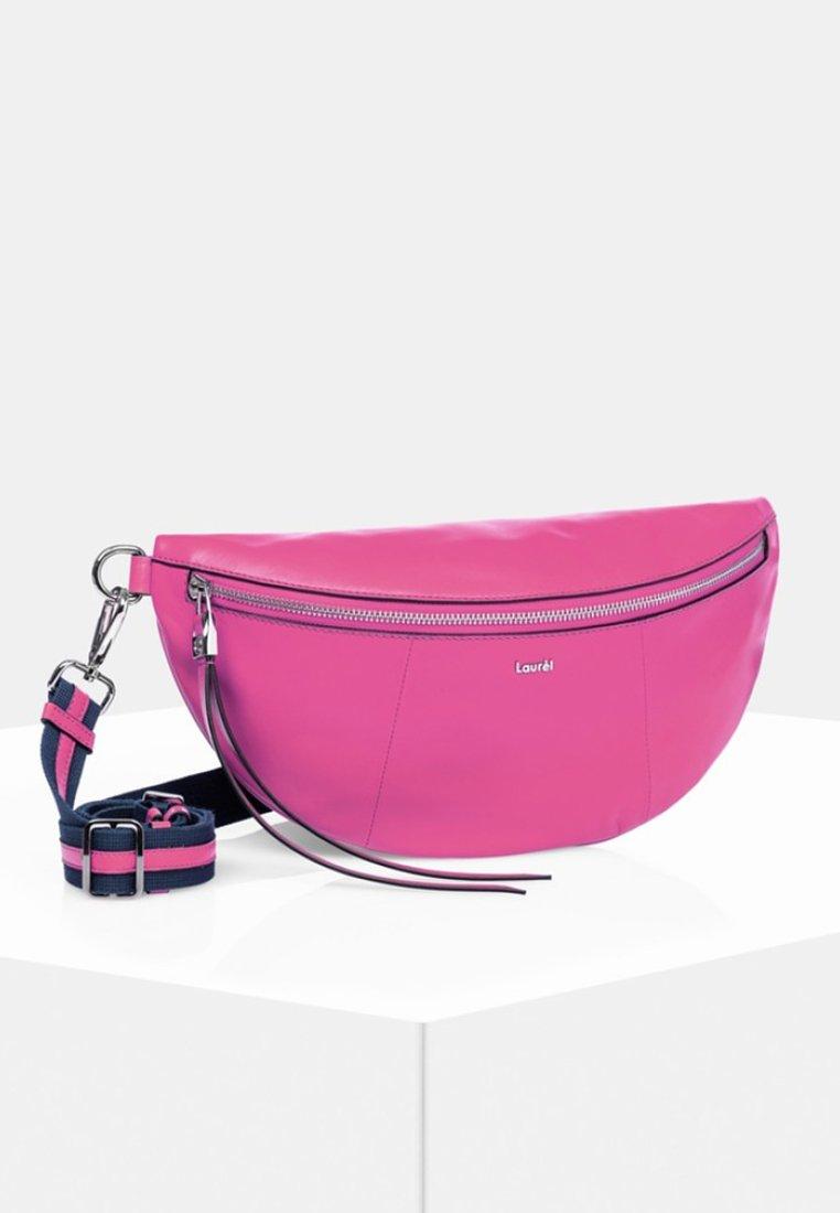 Laurel - Across body bag - pink
