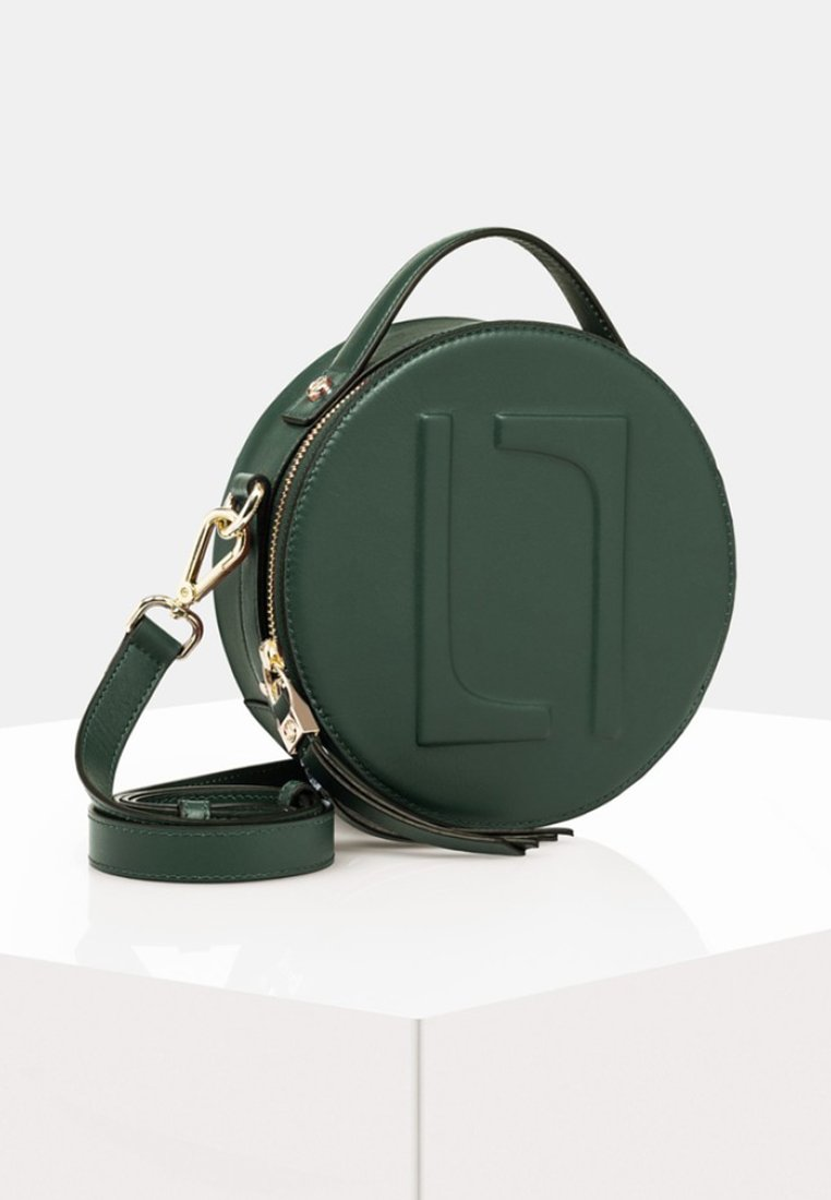 Laurel - Across body bag - dark green