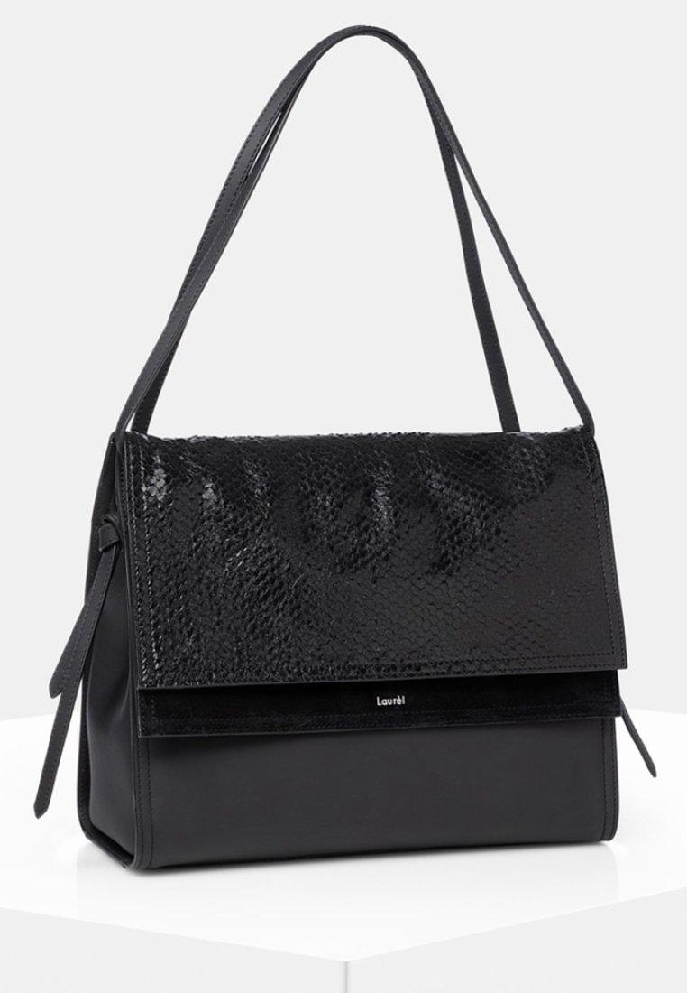 Laurel - Tote bag - black