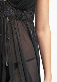 LASCANA - Nightie - black - 5