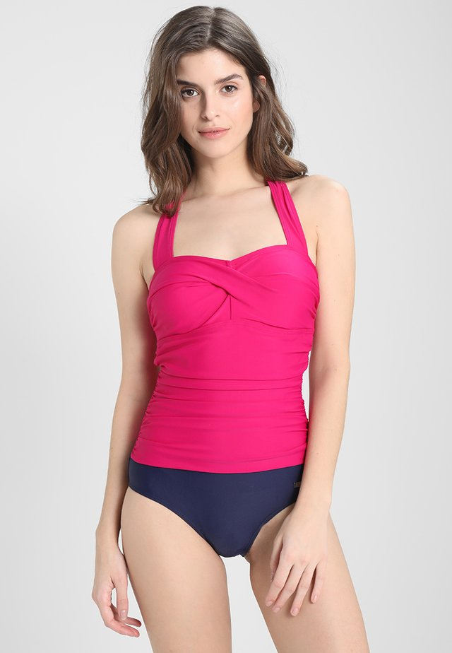 SWIMSUIT MADLEN - Swimsuit - beere/marine