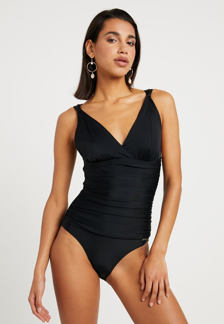 LASCANA - SWIMSUIT - Swimsuit - black