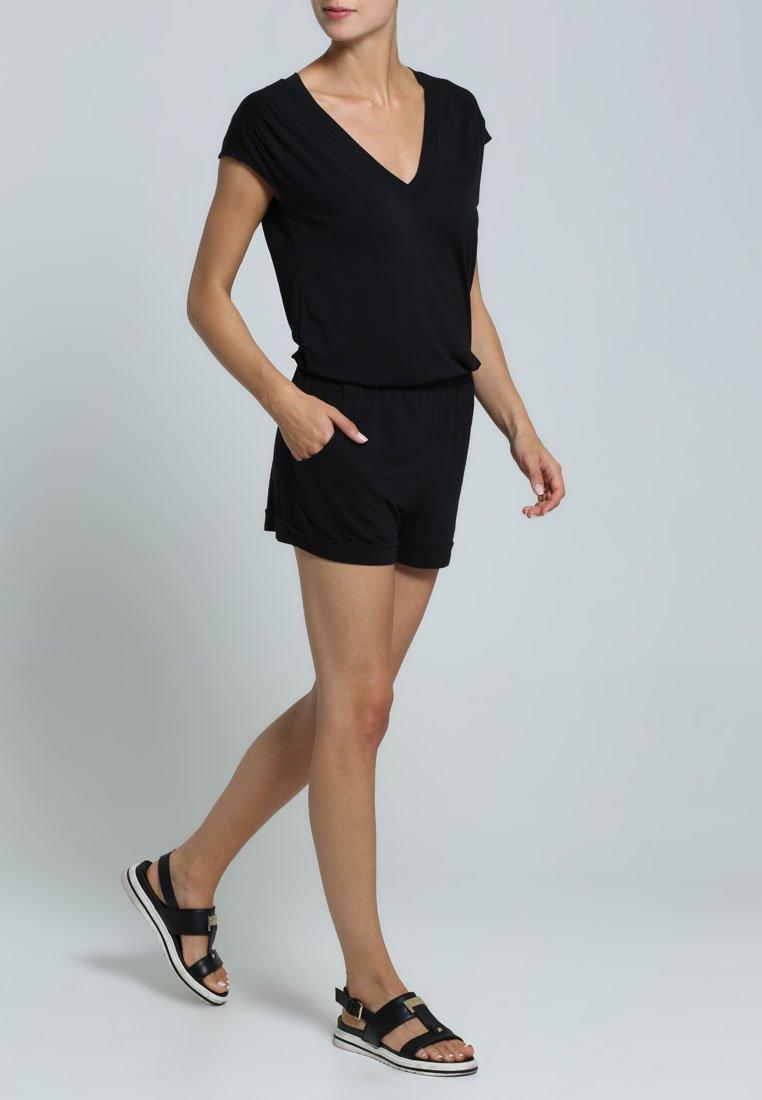 LASCANA - Jumpsuit - schwarz