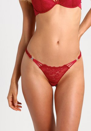 TEMPTATION - Stringit - red