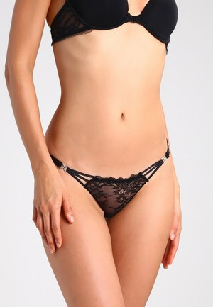 TEMPTATION - Thong - black