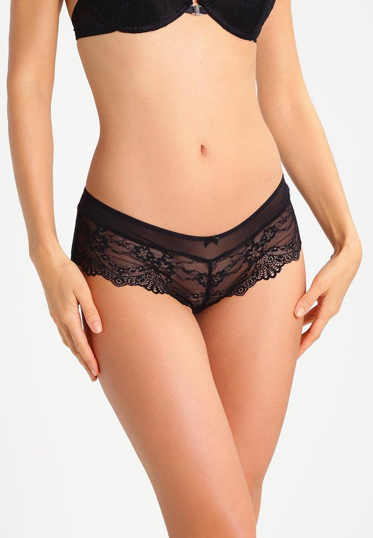 LASCANA - MELISSA TULPE  - Pants - black