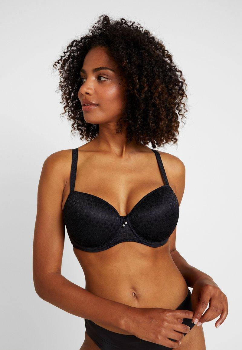 LASCANA - ESTELLA PADDED BRA - Underwired bra - black