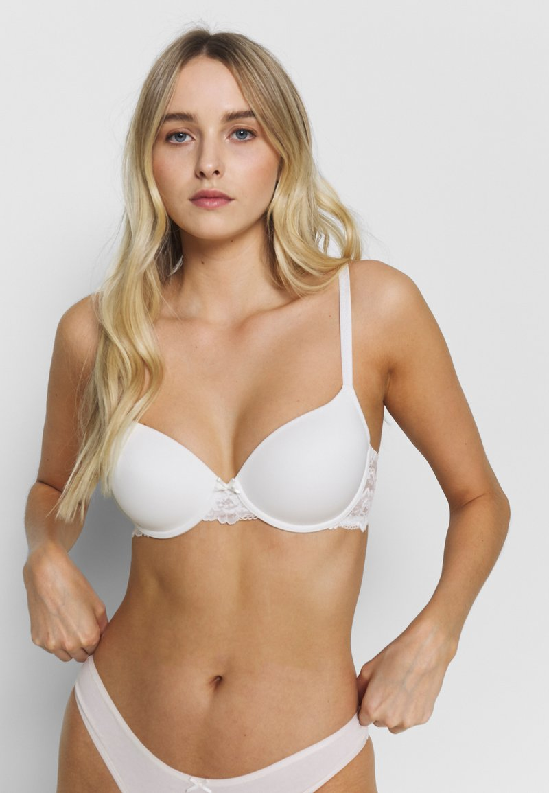 LASCANA - PADDED BRA - Beugel BH - cream