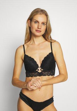 Push-up bra - black