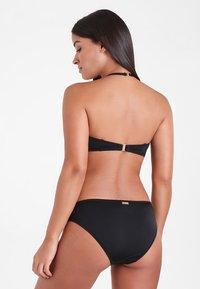 LASCANA - WIRE BANDEAUBIK - Bikini - black - 2