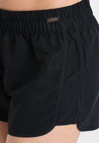 LASCANA - Zwemshorts - black - 3