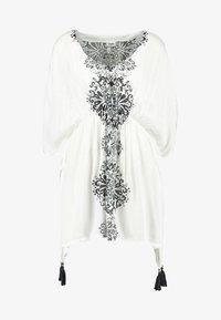 Buffalo - Strand accessories - weiß/schwarz - 5