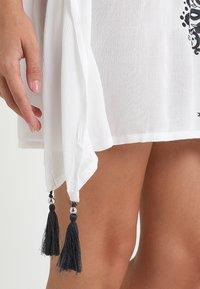 Buffalo - Strand accessories - weiß/schwarz - 3