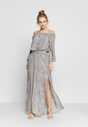 MAXIKLEID - Beach accessory - offwhite/grey