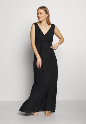 MAXI DRESS - Strand accessories - schwarz