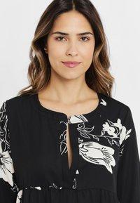 LASCANA - Shirt dress - black/cream - 3