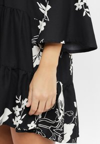 LASCANA - Shirt dress - black/cream - 4