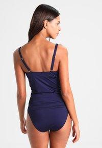 LASCANA - WIRE TANKINI - Bikini-Top - multi-colored - 2