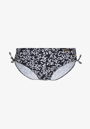 PANTS ADJUSTABLE - Dół od bikini - black