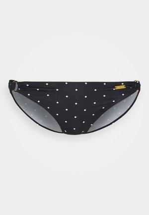 PANTS RING - Bikinibroekje - black