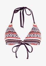 WINTU - Bikini top - orange
