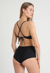 LASCANA - BUSTIER - Bikini top - black - 2