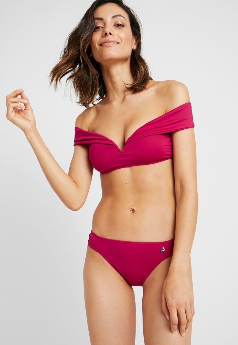 LASCANA - SET - Bikini - raspberry