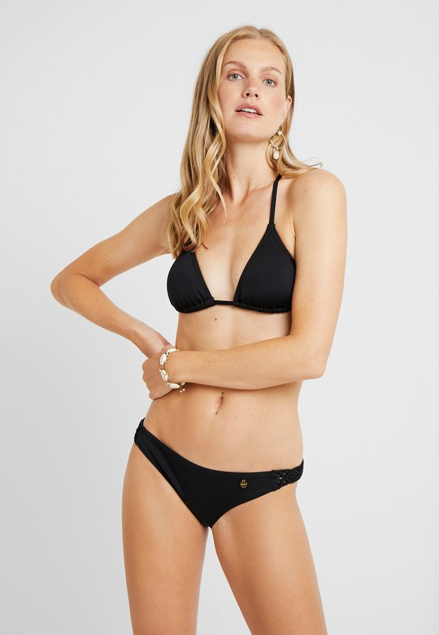 TRIANGEL SET - Bikiny - black