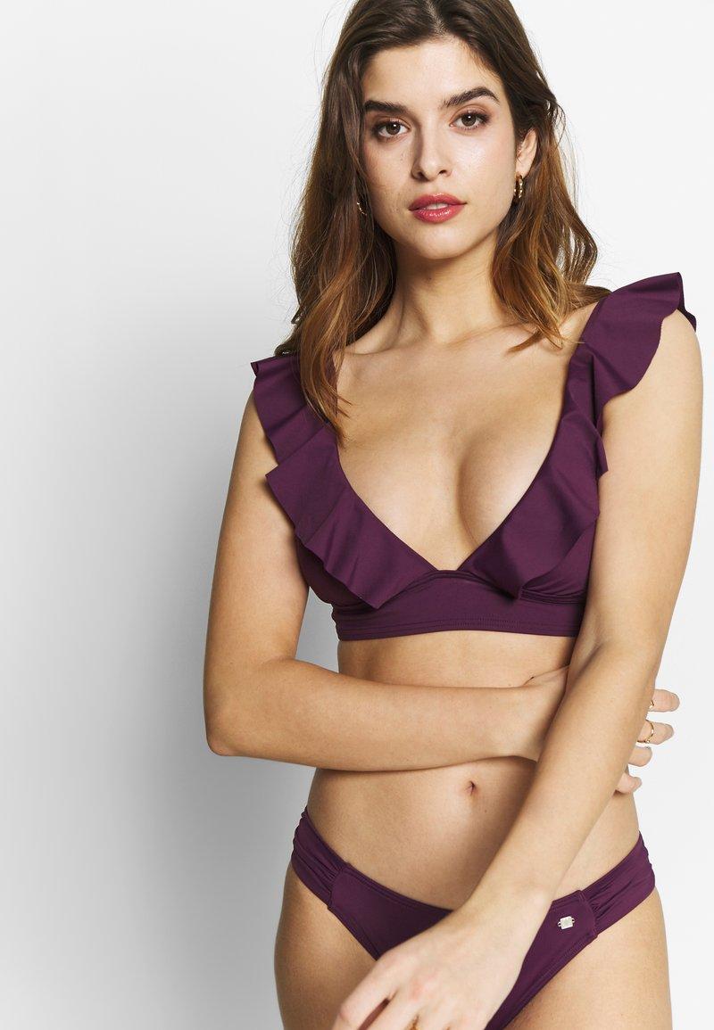 LASCANA - JETTE JOOP SET - Bikinit - bordeaux