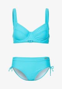 LASCANA - WIRE ANNELIE - Bikini - turquoise - 3