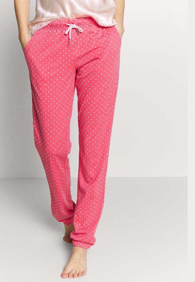 PANTS - Pyžamový spodní díl - pink