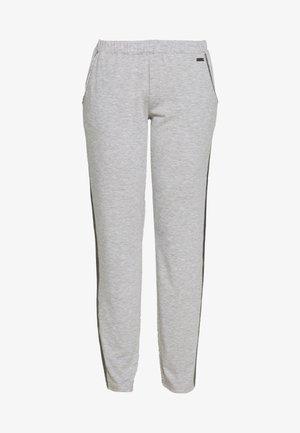 PANTS SHINY - Pyjamabroek - grey mélange