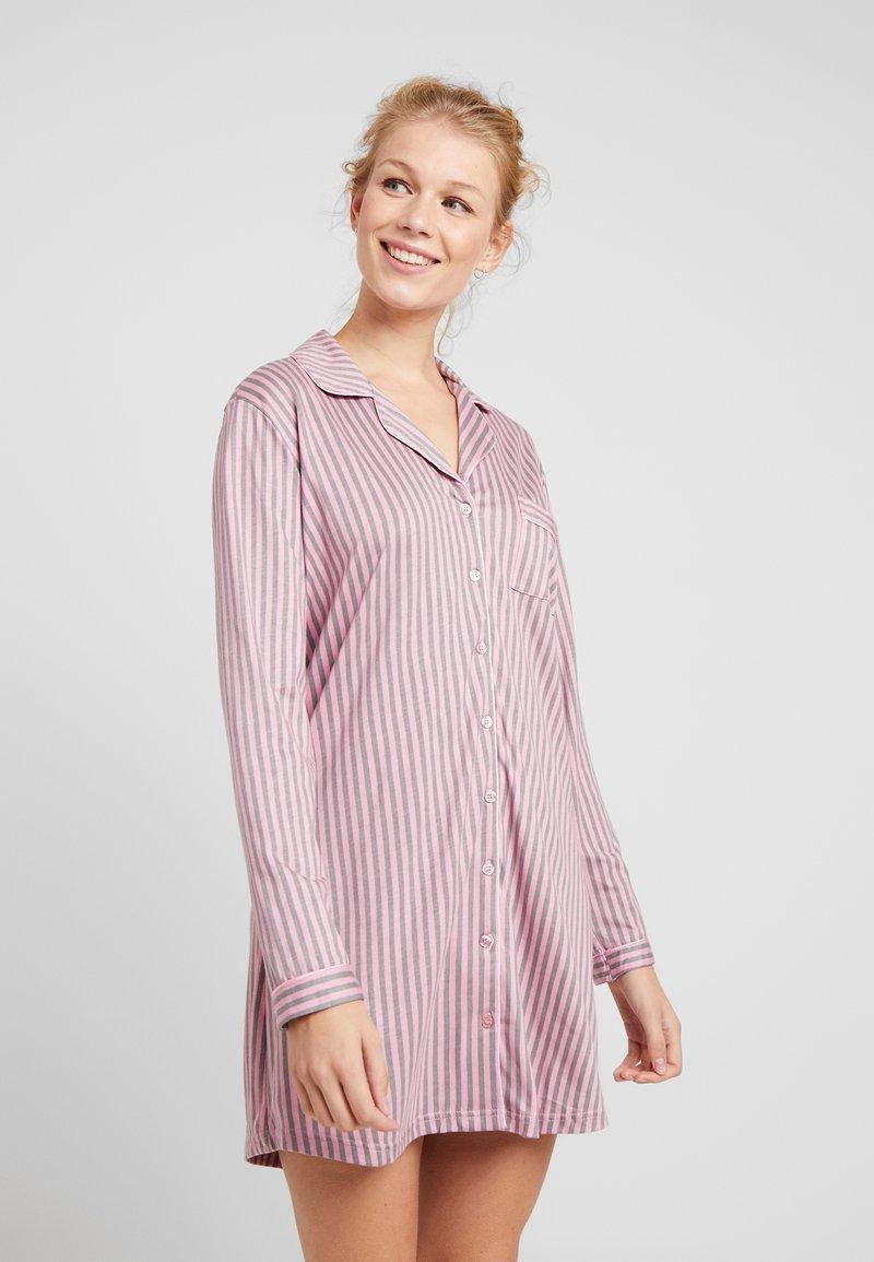 LASCANA - Noční košile - pink/grey