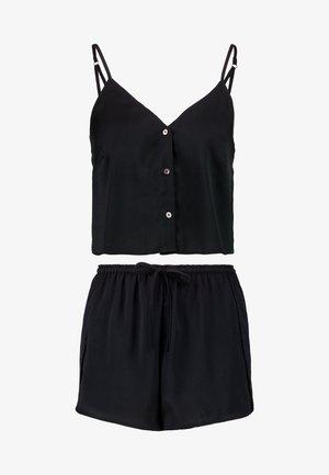 SHORTY SET - Pyjama set - black