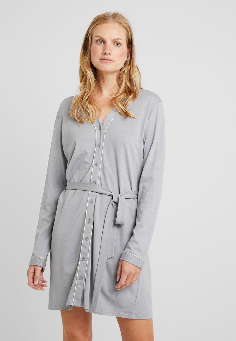 LASCANA - CLASSY DREAMSNIGHTGOWN - Noční košile - silver grey