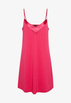 NIGHTGOWN SHINY - Camisón - red