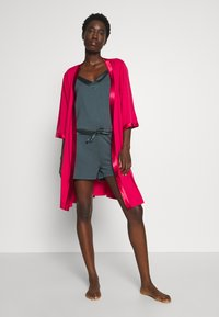 LASCANA - Dressing gown - red - 1