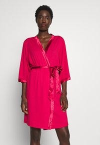 LASCANA - Dressing gown - red - 0
