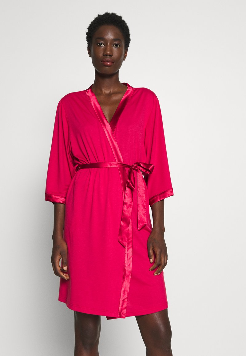 LASCANA - Dressing gown - red