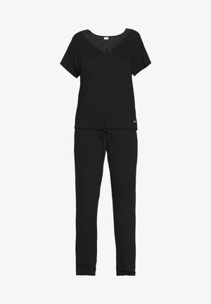 LAS BASIC SET - Pyjama - black