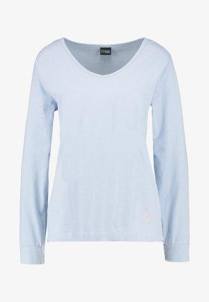 LONGSLEEVE - Nattøj trøjer - light blue