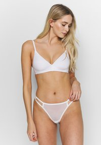 LASCANA - THONG - String - white