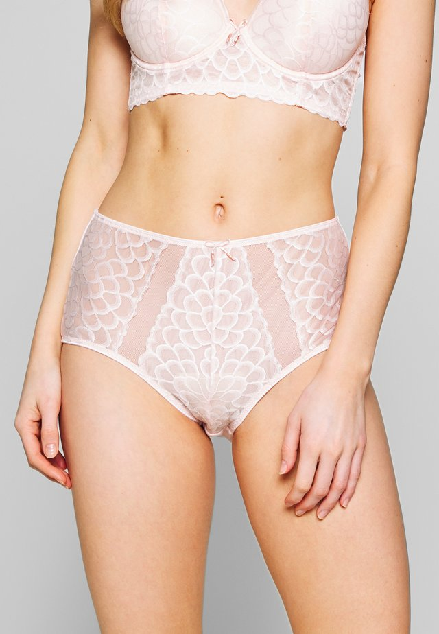 HIGHWAIST BRIEF - Alushousut - powder