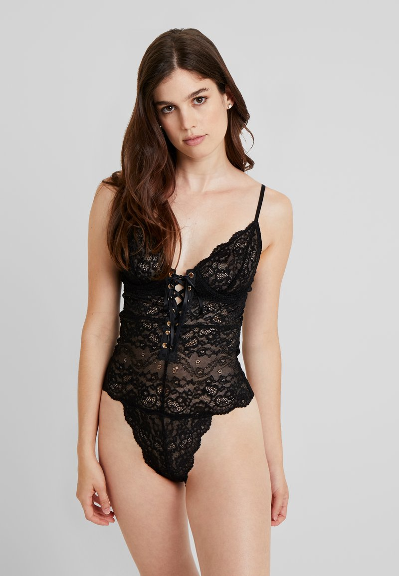 LASCANA - TEMPTATION - Body - black