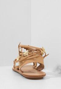 Loeffler Randall - STARLA - Sandaler - wheat/gold - 5